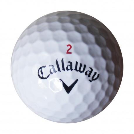 Callaway HEX Chrome golfové míčky (50 kusů)