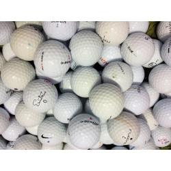 Čtyřvrstvé golfové míče - mix (50 kusů)