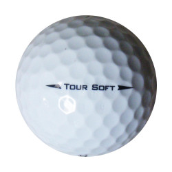 Titleist Tour Soft (1 kus) Titleist golfové míčky Title_TS_1