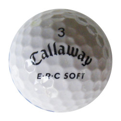 Callaway ERC SOFT golfové míčky (1 kus)