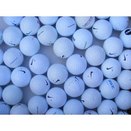 NIKE trénink mix golfové míče (100 +20 kusů ZDARMA)