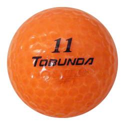 Transparentní barevné golfové míče (30 kusů)