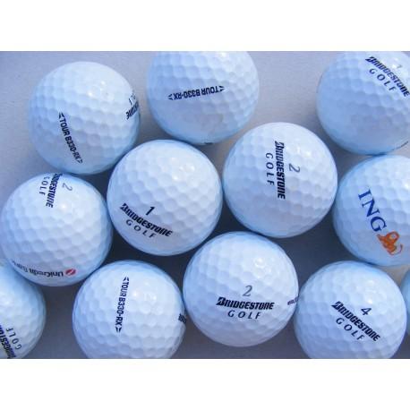 Bridgestone B330 golfové míče (100 ks + 20 ks BONUS)