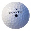 Maxfli Black MAX, trénink mix (50 + 10 ks ZDARMA) - C