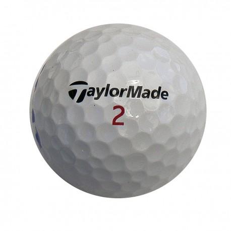 TaylorMade TP Red / TP Black (50 kusů) golfové míče