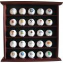 Kolekce klubových golfových míčků