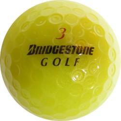 Žluté golfové míče (30 kusů)
