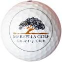 Klubové golfové míčky