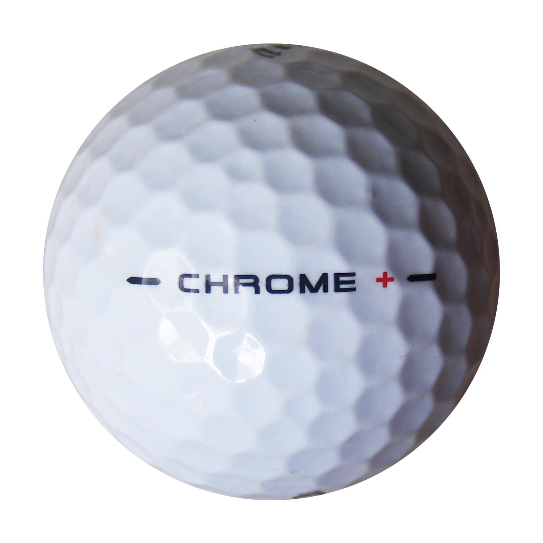 Callaway Chrome+ golfové míče