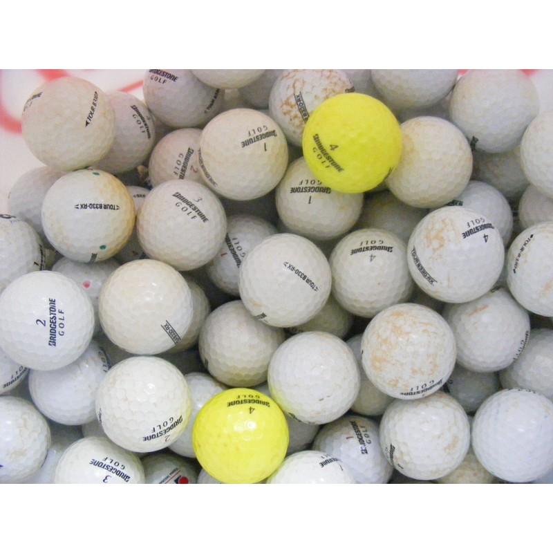 Kvalita golfových míčků PR