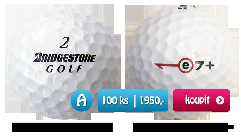 Bridgestone e-mix golfové míčky
