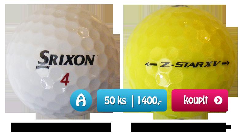 SRIXON Z-star golfové míčky