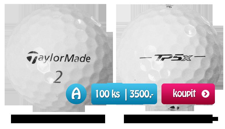 TaylorMade PENTA golfové míčky